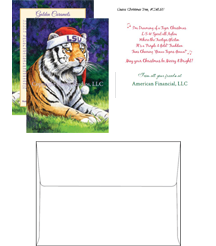 Collegiate Personalized Card