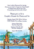 """Pier Party"" Invitations"