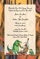 """Fais Do-Do Cajun Band"" Invitations"