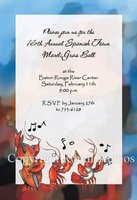 """Mudbugs & Music"" Invitations"