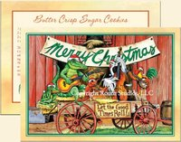 """Let the Good Times Roll"" Christmas Cards"