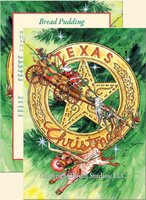 """Texas Christmas Star"", Texas  Christmas Cards"