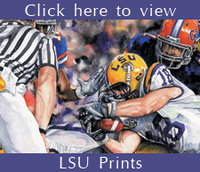 Louisiana State University Artwork