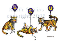 """Tigers & Balloons"""