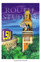 """LSU Memorial Tower"""