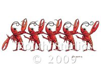 """Crawfish Chorus Line"""