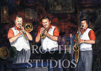 """Rosie O'Grady's Goodtime Jazz Band"""