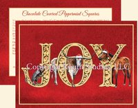 """Joy to the World"", Texas - Western Christmas Cards"