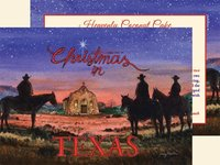 """O Holy Night"", Texas Christmas Cards"