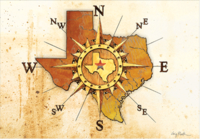 """Texas - North, South, East & West"""