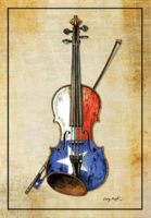 """Texas Flag Fiddle"""