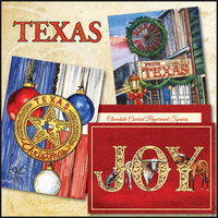 Texas Holiday Cards - Send Cards that will be Remembered