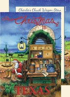 """No Cowboy Forgotten"" Texas Christmas Cards"