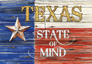 """Texas State of Mind"""