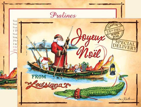 Louisiana Holiday Cards - Send Cards that will be Remembered ...